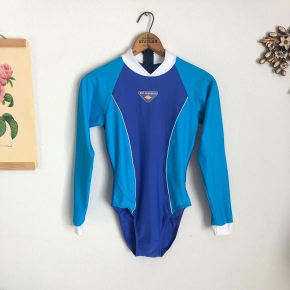 Sun Emporium White Plus Size Long Sleeve Mens /& Womens Rash Guard Swim Shirt